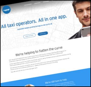 Ingogo Developer of a taxi-booking application