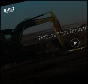 Built Robots